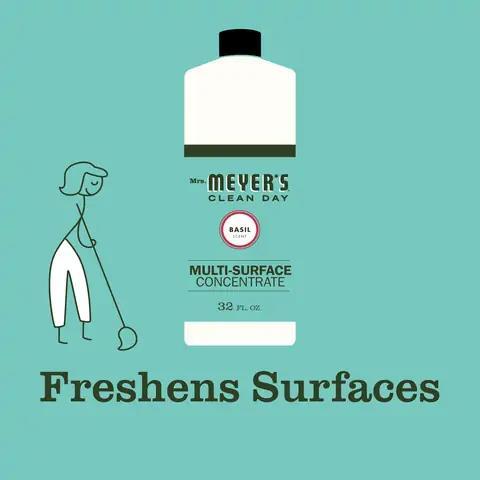 Freshens surfaces