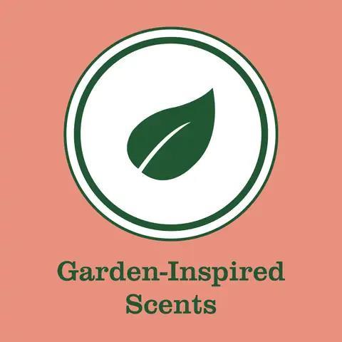 Garden inspired scents