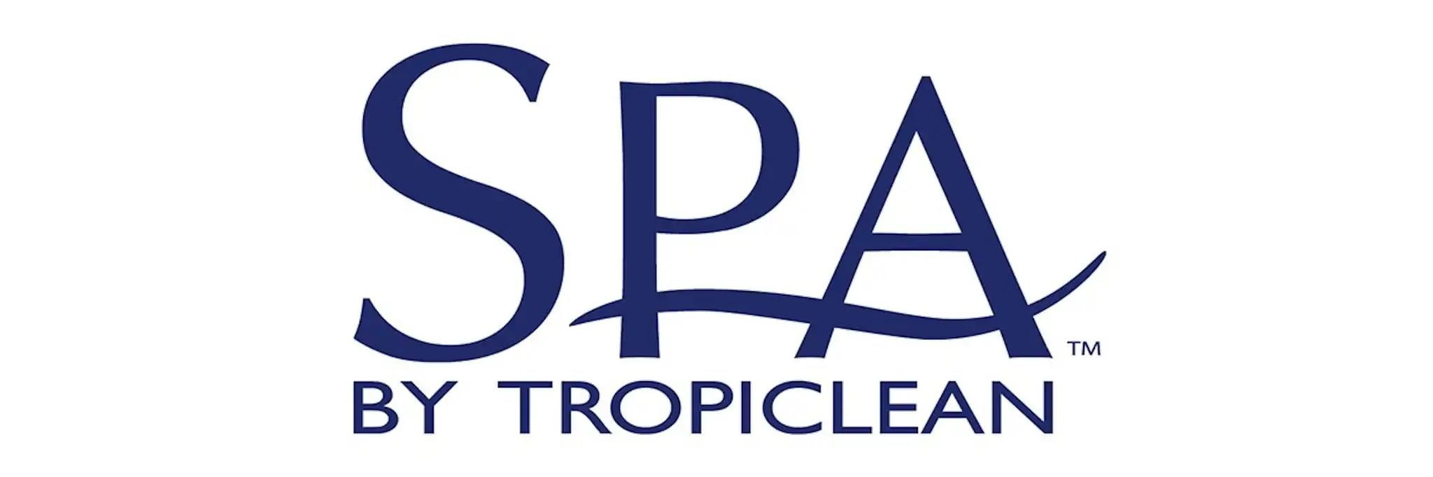 SPA by Tropiclean logo