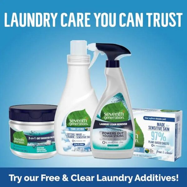 Laundry you can trust