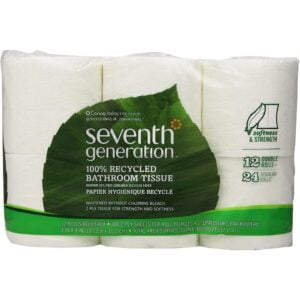 Seventh Generation Bathroom Tissue - 300 Sheets