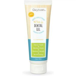 Oxyfresh Dog Toothpaste