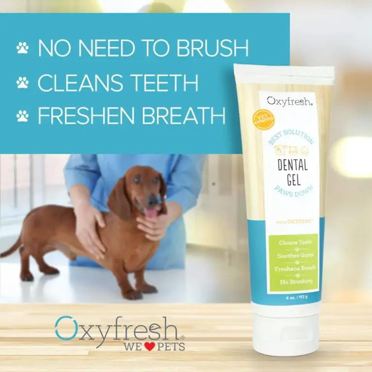No need to brush