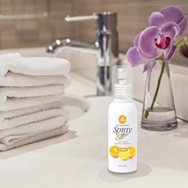 Air Scense 1113 Spray and Go Before You Go Toilet Spray citrus bathroom