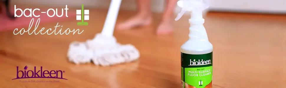 Biokleen - Floor Cleaner - Multi-Surface - banner