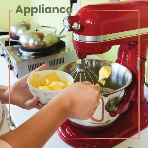 Category 10 Appliances