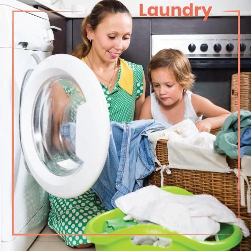 Category 2 Laundry