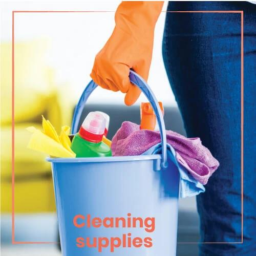 Category 4 Cleaning Supplies