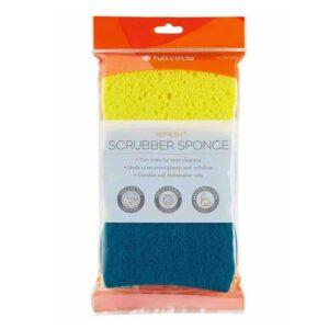 Full Circle Home 1125 Sponge Scrub Refresh 2 in 1