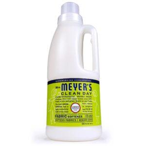 Mrs Meyers 1141 Fabric Softener Lemon Verbena