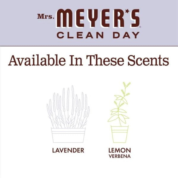 Mrs. Meyers Clean Day 1104 Glass Cleaner Lavender slide 5