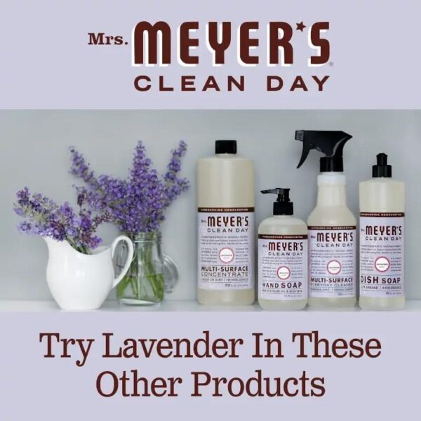 Mrs. Meyers Clean Day 1104 Glass Cleaner Lavender slide 6