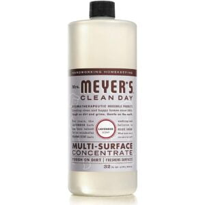 Mrs. Meyers Clean Day 1105 Multi Surface Cleaner Concentrate Lavender 32 fl oz