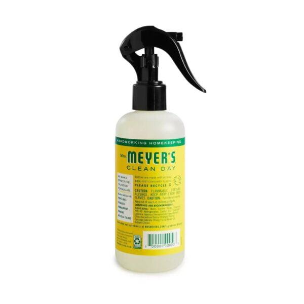 Mrs. Meyers Clean Day 1116 Room Air Freshener – Honeysuckle 8 fl oz Back 1