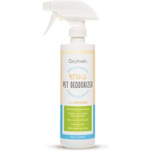 Oxyfresh Pet Odor Eliminator
