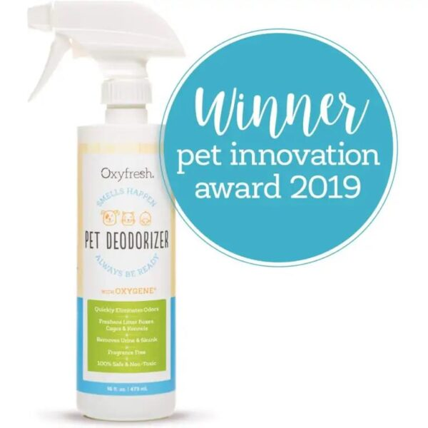 Pet innovation award
