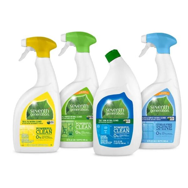 Seventh Generation 1101 Toilet Bowl Cleaner Emerald Cypress and Fir Other Products