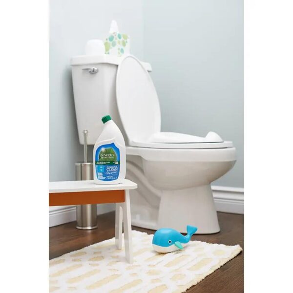 Seventh Generation 1101 Toilet Bowl Cleaner Emerald Cypress and Fir pic