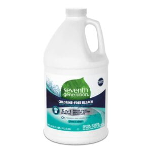 Seventh Generation 1107 Chlorine Free Bleach – Free and Clear