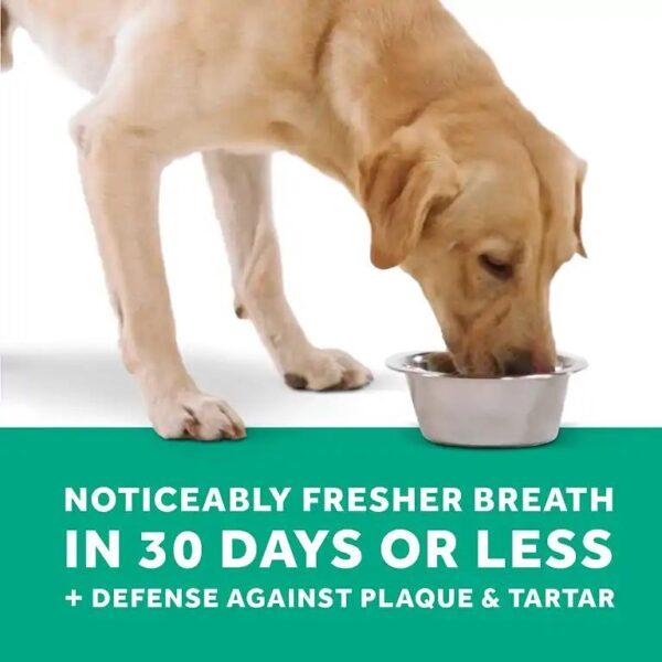 TropiClean 1132 Fresh Breath Drops 30 day result
