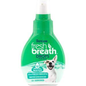 TropiClean 1132 Fresh Breath Drops