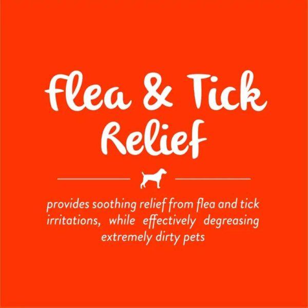 Flea and Tick Relief