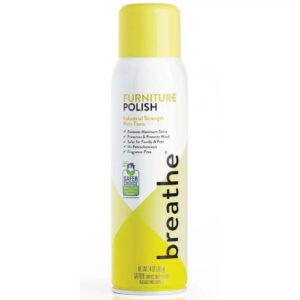 Breath Furniture Polish