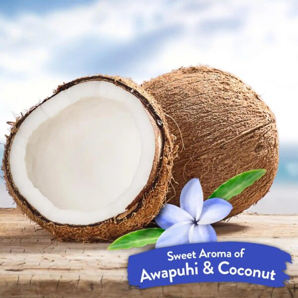 tropiclean 1136 whitening wapuhi coconut pet shampoo 1 20