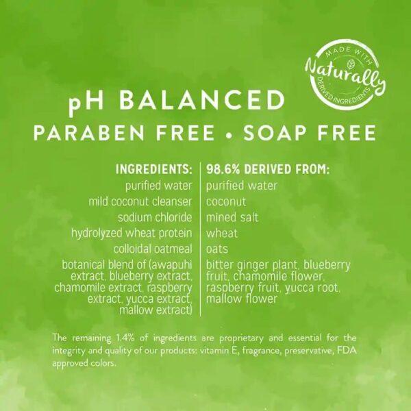tropiclean 1136 whitening wapuhi coconut pet shampoo 2