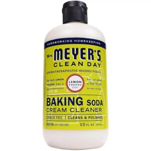 Mrs. Meyer's Clean Day - Cream Cleaner - Lemon - 12 Fl oz.