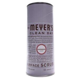 Mrs. Meyers Clean Day 1186 Surface Scrub Lavender 11 oz