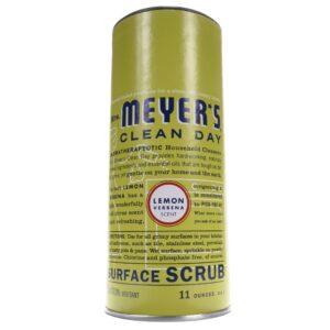 Mrs. Meyers Clean Day 1187 Surface Scrub Lemon Verbena 11 oz