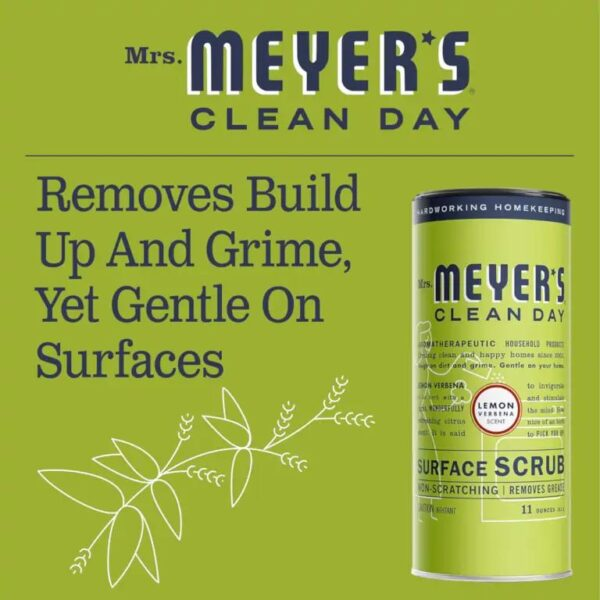 Removes build up and grime