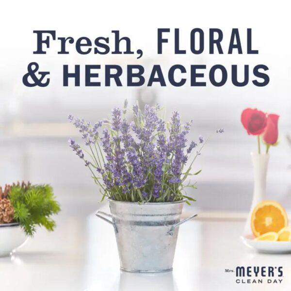 Mrs. Meyers Clean Day 1188 Tub and Tile Cleaner Lavender 33 fl oz Slide 1