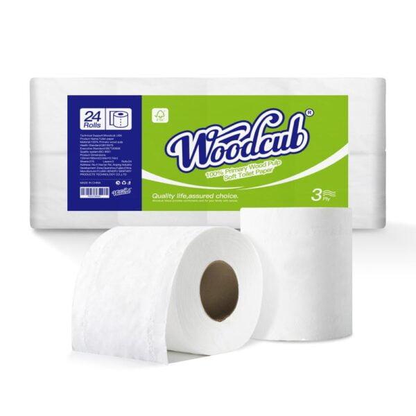 Woodcub Toilet Paper